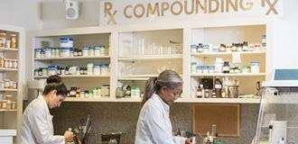 Cleanroom products for Compounding Pharmacies