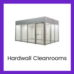 hardwall cleanroom button